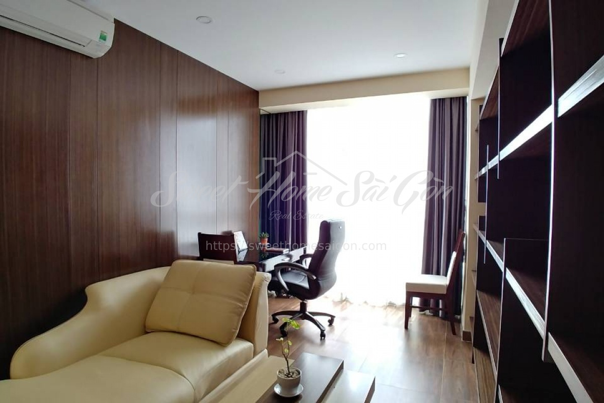 Tân Phong, Quận 7, Ho Chi Minh City, Vietnam, 3 Bedrooms Bedrooms, ,2 BathroomsBathrooms,Apartment,For Rent,Garden Court 2,1101