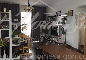 Tan Phu,7,Ho Chi Minh City,Vietnam,2 Bedrooms Bedrooms,2 BathroomsBathrooms,Apartment,1135