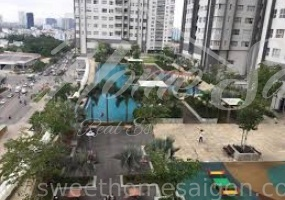 Tan Hung ward,District 7,Ho Chi Minh City,Vietnam,3 Bedrooms Bedrooms,2 BathroomsBathrooms,Apartment,SUNRISE CITY SOUTH TOWER,23,1162