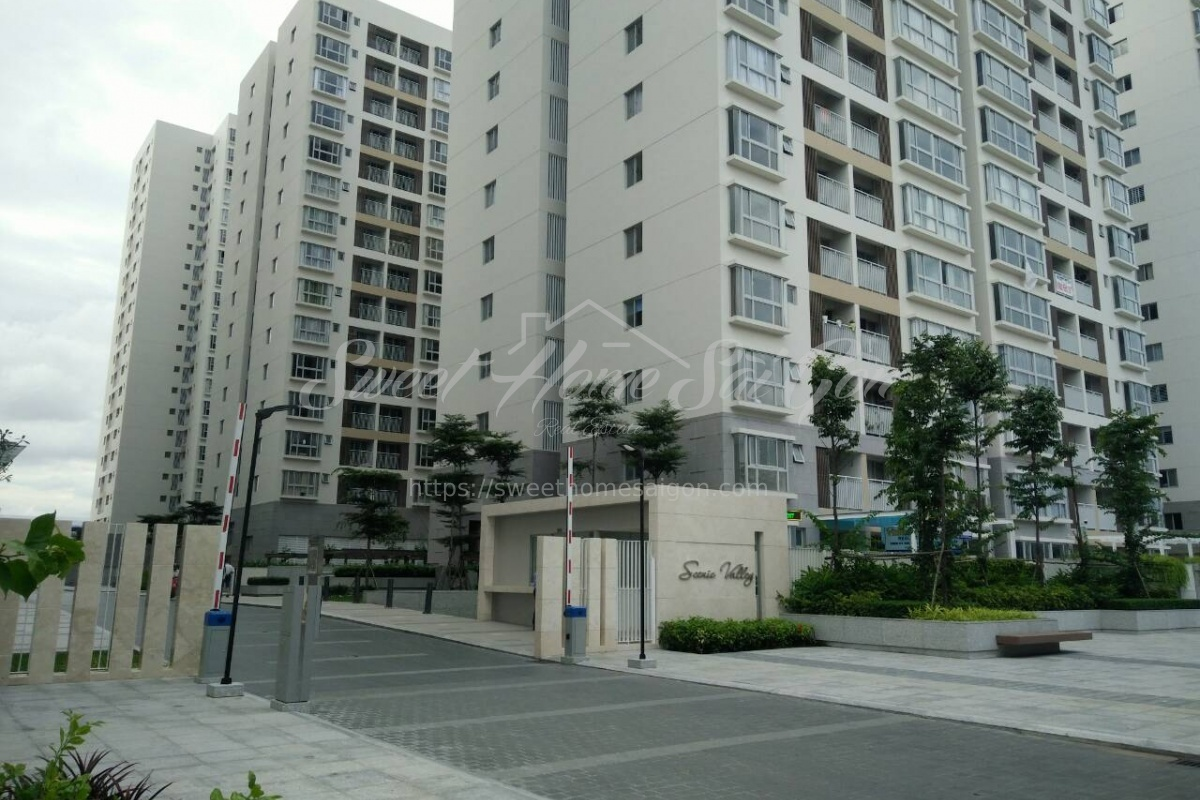 Tan Phu ward, District 7, Ho Chi Minh City, Vietnam, 3 Bedrooms Bedrooms, ,2 BathroomsBathrooms,Apartment,For Rent,SCENIC VALLEY,1185