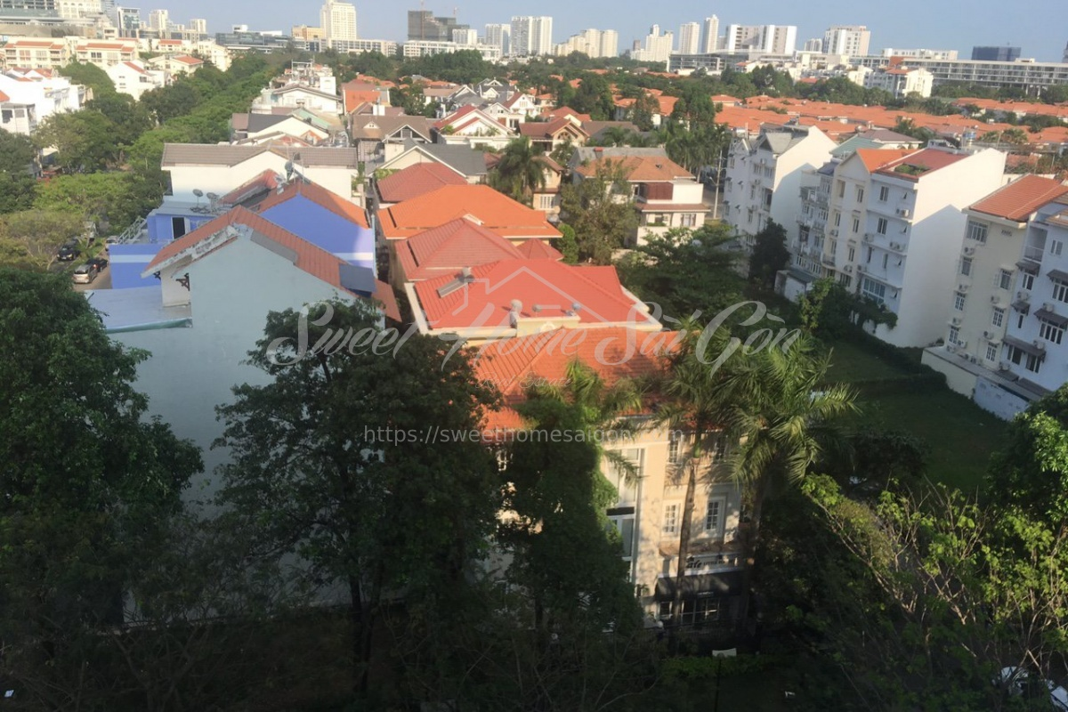 Phu My Hung - Tan Phong ward,District 7,Ho Chi Minh City,Vietnam,3 Bedrooms Bedrooms,Apartment,PARK VIEW,1190
