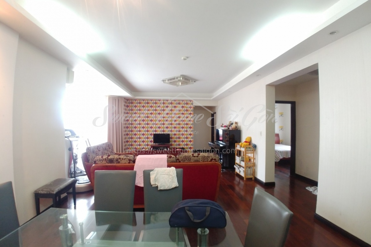 Phu My Hung - Tan Phu ward,District 7,Ho Chi Minh City,Vietnam,3 Bedrooms Bedrooms,2 BathroomsBathrooms,Apartment,GREEN VIEW,4,1196