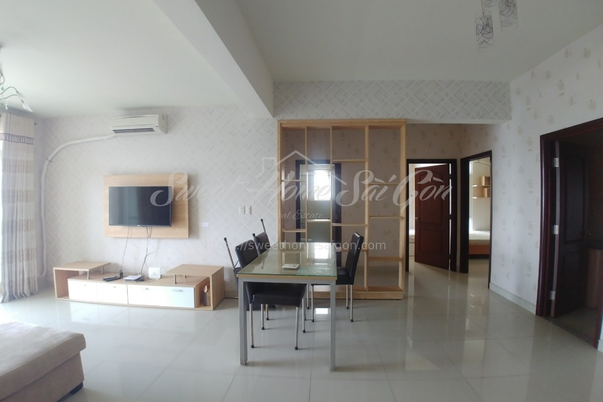 Phu My Hung - Tan Phu ward, District 7, Ho Chi Minh City, Vietnam, 3 Bedrooms Bedrooms, ,2 BathroomsBathrooms,Apartment,For Rent,RIVERSIDE RESIDENCE,14,1212