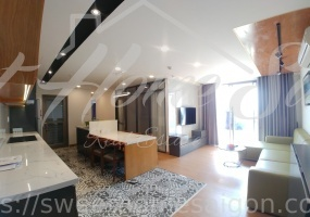 Phu My Hung - Tan Phu ward, District 7, Ho Chi Minh City, Vietnam, 3 Bedrooms Bedrooms, ,2 BathroomsBathrooms,Apartment,For Rent,HAPPY RESIDENCE - HUNG PHUC,17,1215