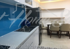 Phu My Hung - Tan Phu ward, District 7, Ho Chi Minh City, Vietnam, 2 Bedrooms Bedrooms, ,2 BathroomsBathrooms,Apartment,For Rent,HAPPY RESIDENCE - HUNG PHUC,4,1226