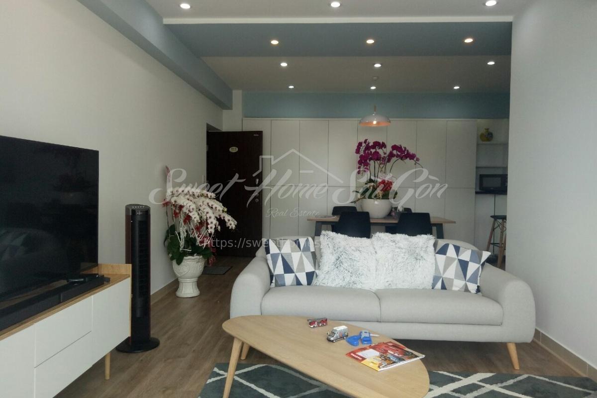 Tân Phong, 7, Ho Chi Minh City, Vietnam, 3 Bedrooms Bedrooms, ,2 BathroomsBathrooms,Apartment,For Rent,1231