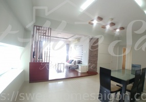Tân Phong, 7, Ho Chi Minh City, Vietnam, 3 Bedrooms Bedrooms, ,2 BathroomsBathrooms,Apartment,For Rent,1233
