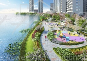 Phu My Hung - Tan Phu ward, District 7, Ho Chi Minh City, Vietnam, 3 Bedrooms Bedrooms, ,2 BathroomsBathrooms,Apartment,For Sale,MIDTOWN - SAKURA PARK,10,1236