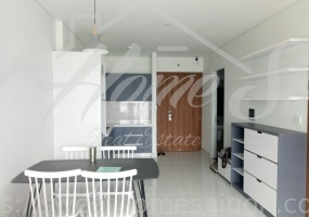 7, Ho Chi Minh City, Vietnam, 2 Bedrooms Bedrooms, ,2 BathroomsBathrooms,Apartment,For Rent,1238