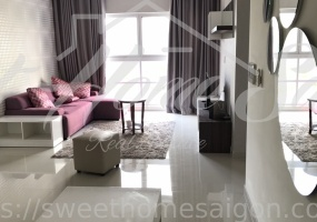 Tân Phong, 7, Ho Chi Minh City, Vietnam, 2 Bedrooms Bedrooms, ,2 BathroomsBathrooms,Apartment,For Rent,1241