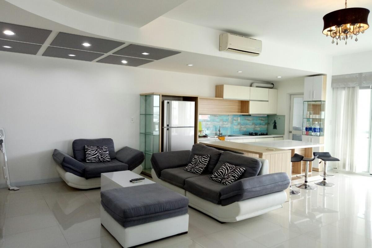 tân phong, 7, Ho Chi Minh City, Vietnam, 3 Bedrooms Bedrooms, ,2 BathroomsBathrooms,Apartment,For Rent,1243