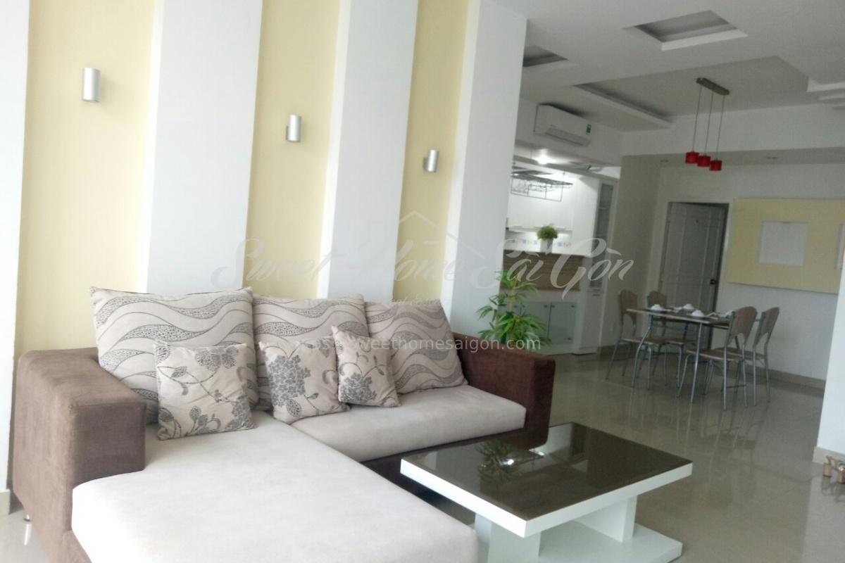tân phong, 7, Ho Chi Minh City, Vietnam, 3 Bedrooms Bedrooms, ,2 BathroomsBathrooms,Apartment,For Rent,1244