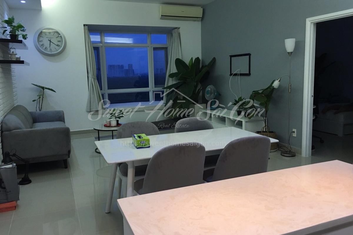 Tân Phú, 7, Ho Chi Minh City, Vietnam, 2 Bedrooms Bedrooms, ,2 BathroomsBathrooms,Apartment,For Rent,1246