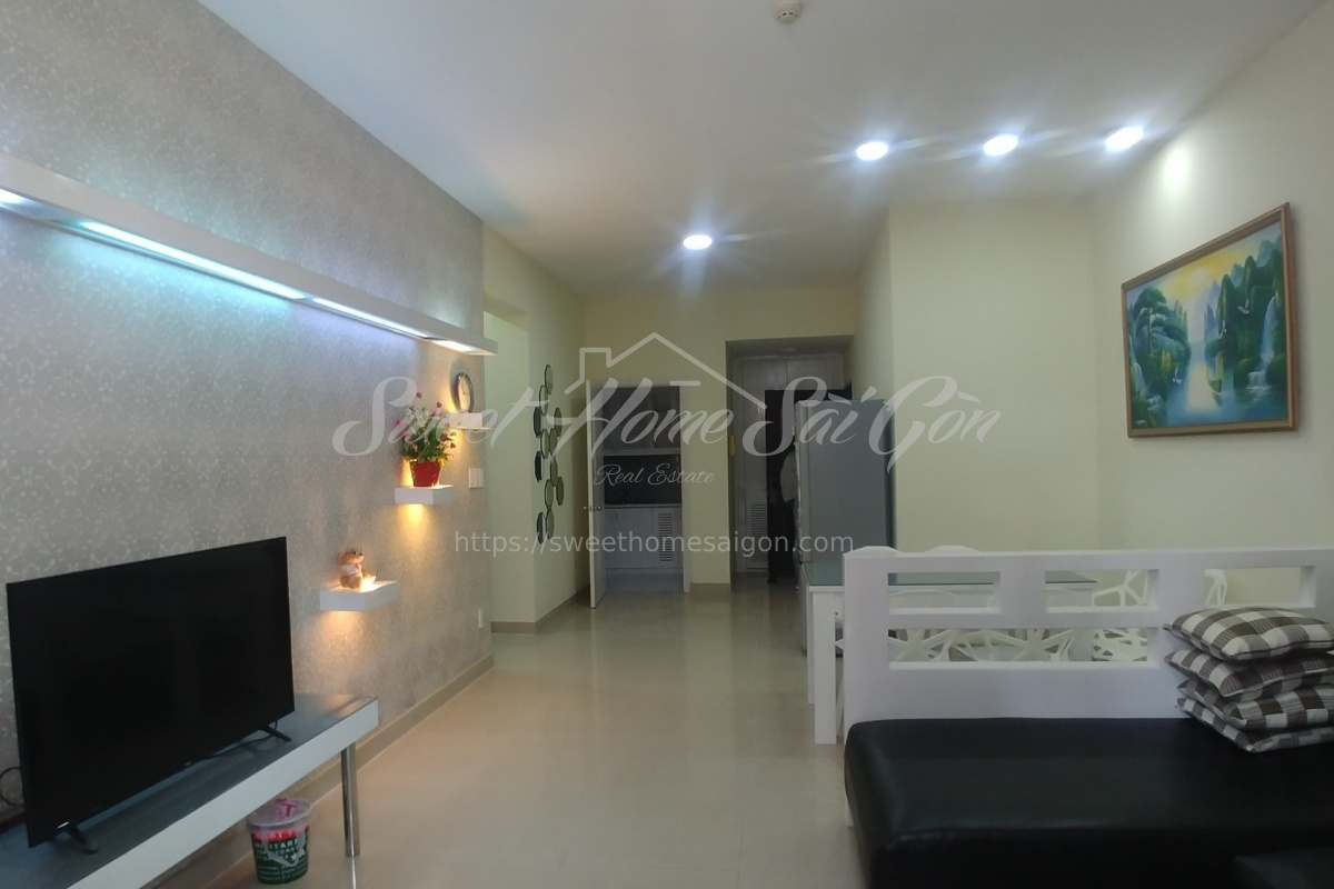 Tân Phong, 7, Ho Chi Minh City, Vietnam, 3 Bedrooms Bedrooms, ,2 BathroomsBathrooms,Apartment,For Rent,1250