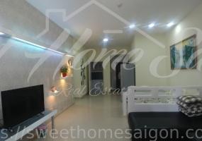 Tân Phong, 7, Ho Chi Minh City, Vietnam, 3 Bedrooms Bedrooms, ,2 BathroomsBathrooms,Apartment,For Rent,1250