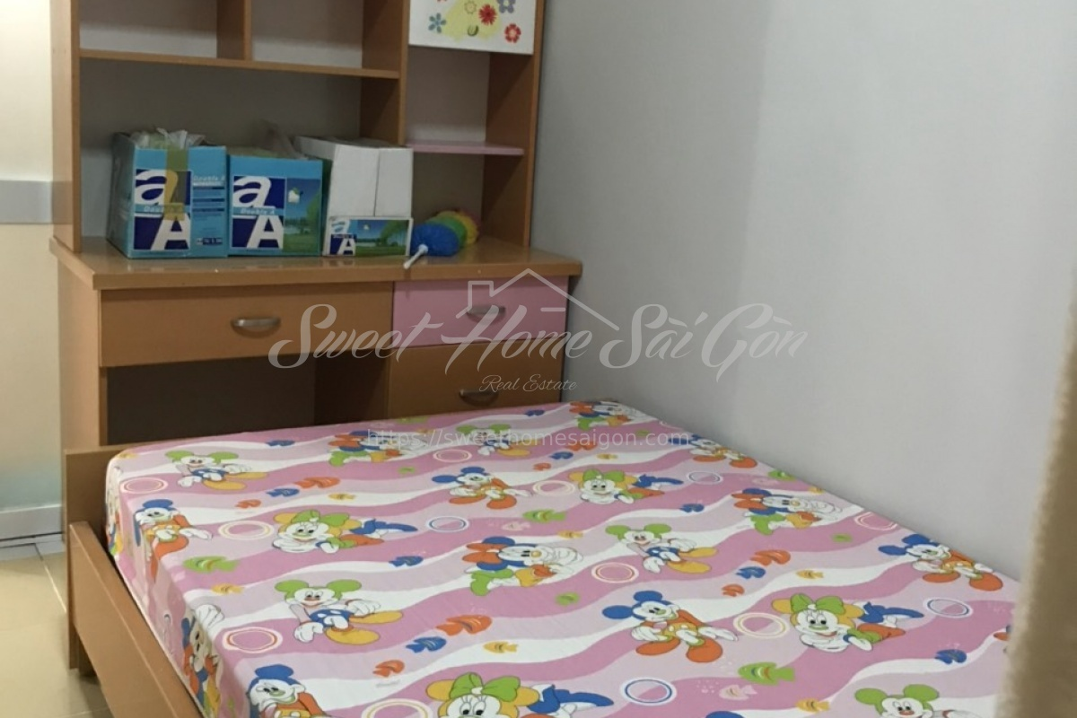 Tan Phong, 7, Ho Chi Minh City, Vietnam, 2 Bedrooms Bedrooms, ,1 BathroomBathrooms,Apartment,For Rent,Hung Vuong 3,1285