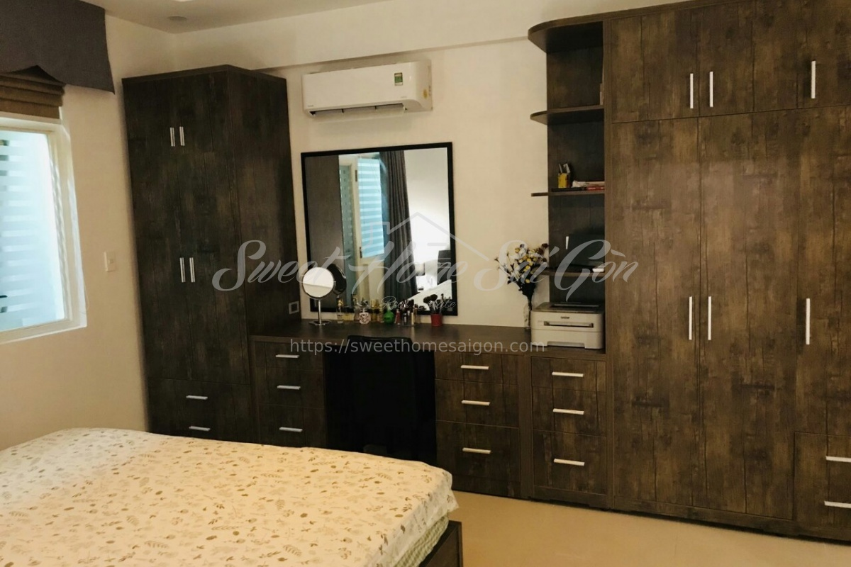 Phu My Hung - Tan Phu ward, District 7, Ho Chi Minh City, Vietnam, 3 Bedrooms Bedrooms, ,2 BathroomsBathrooms,Apartment,For Rent,CANH VIEN 1,11,1293