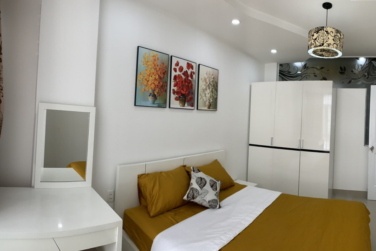 Tân Phong, 7, Ho Chi Minh City, Vietnam, 2 Bedrooms Bedrooms, ,1 BathroomBathrooms,Apartment,For Rent,1298