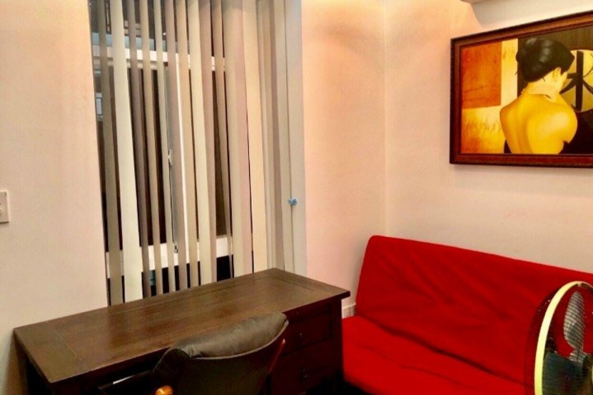 Tan Phong, 7, Ho Chi Minh City, Vietnam, 2 Bedrooms Bedrooms, ,2 BathroomsBathrooms,Apartment,For Rent,1323