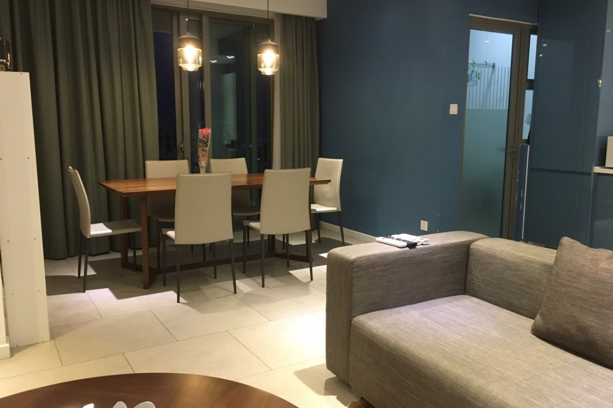 7, Ho Chi Minh City, Vietnam, 2 Bedrooms Bedrooms, ,2 BathroomsBathrooms,Apartment,For Rent,1326