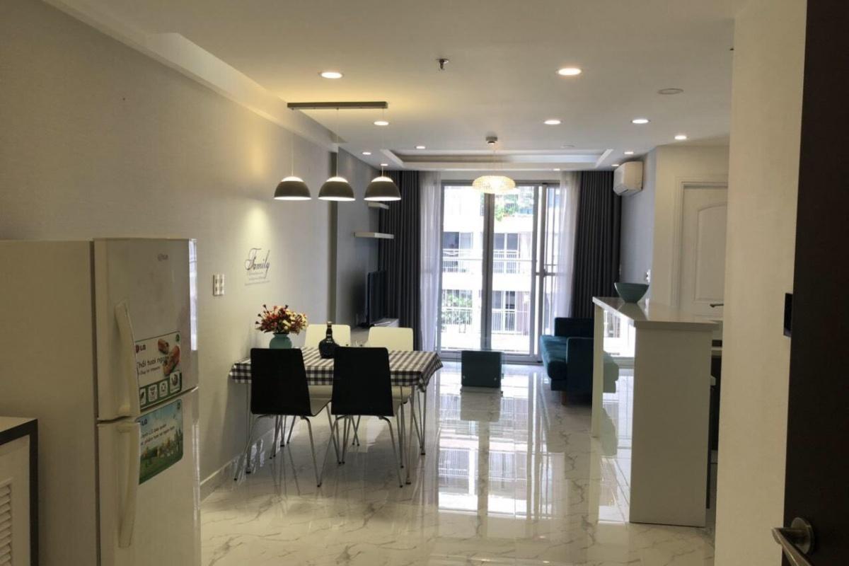 Tan Phu, 7, Ho Chi Minh City, Vietnam, 2 Bedrooms Bedrooms, ,2 BathroomsBathrooms,Apartment,For Rent,1335