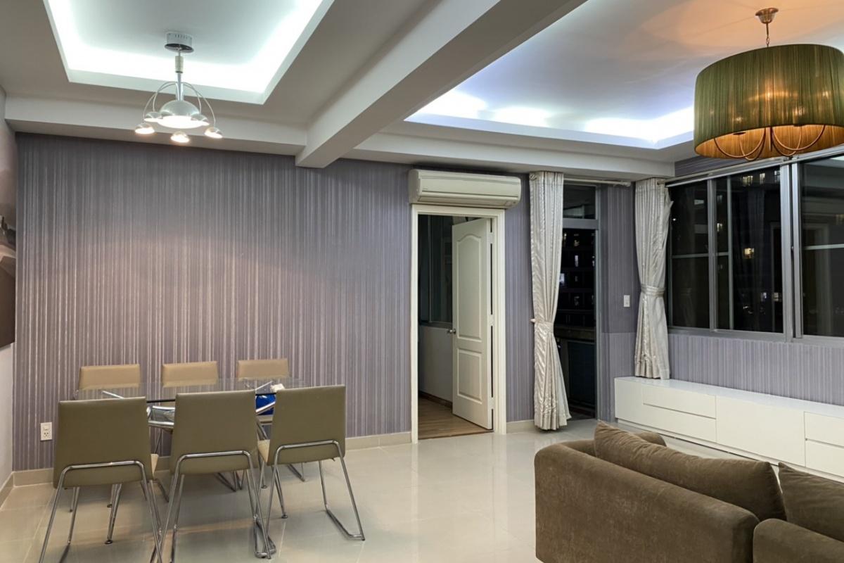 Tân Phong, 7, Ho Chi Minh City, Vietnam, 3 Bedrooms Bedrooms, ,2 BathroomsBathrooms,Apartment,For Rent,1340