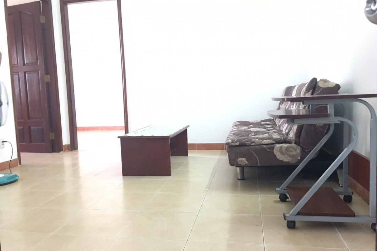 Tan Phong, 7, Ho Chi Minh City, Vietnam, 2 Bedrooms Bedrooms, ,1 BathroomBathrooms,Apartment,For Rent,1345