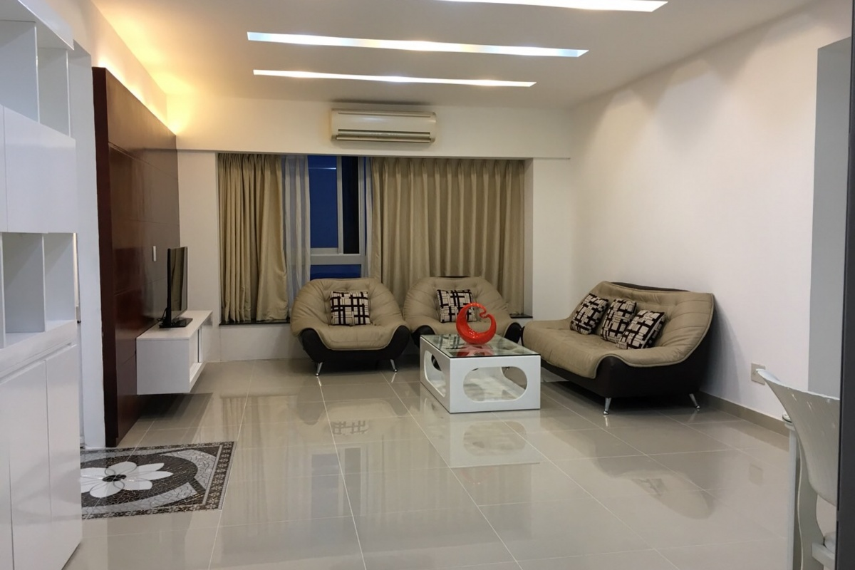 Tân Phong, 7, Ho Chi Minh City, Vietnam, 3 Bedrooms Bedrooms, ,2 BathroomsBathrooms,Apartment,For Rent,1360