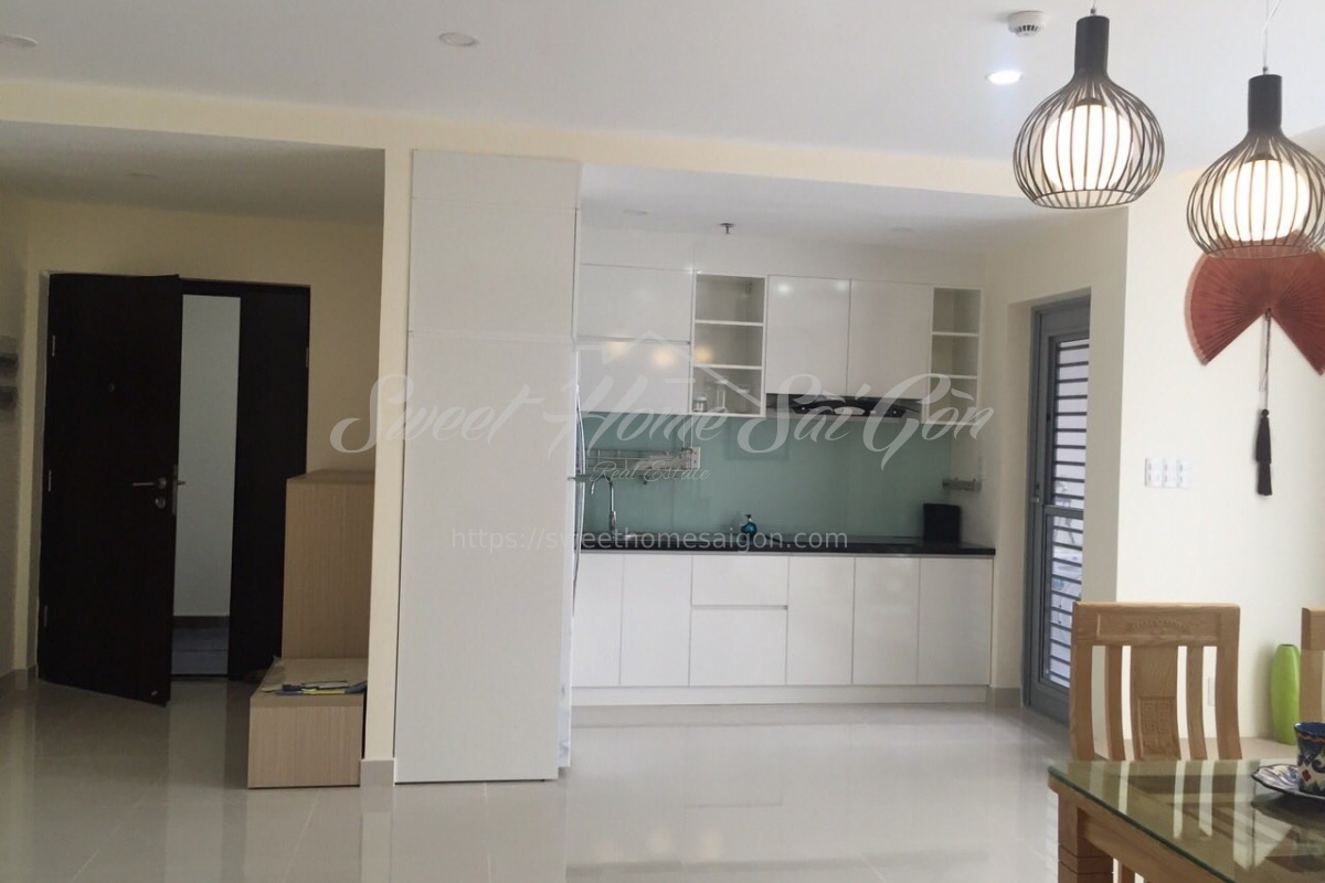 Tan Phong,District 7,Ho Chi Minh City,Vietnam,2 Bedrooms Bedrooms,2 BathroomsBathrooms,Apartment,Green Valley,1035